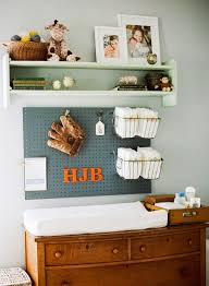Hanging Changing Table Organizer Anthropology Style Nursery Nurseries Baby Anthropology And
