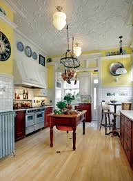 french bakery inspired kitchen old house restoration products