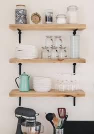 ideas for kitchen shelves kitchen shelf kitchen design