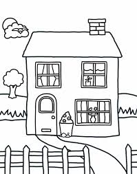 coloring pages houses 90 coloring page of a house barbie dream house coloring