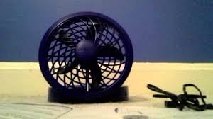 Cool Desk Fan 9 02 Cool 5 U0027 U0027 Usb Fan Youtube