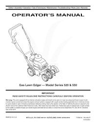 mtd 25b 550a729 operator s manual