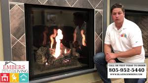 montebello astria superior gas fireplace product review youtube