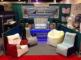 Bean Bag Chairs For Boats Ocean Tamer Marine Bean Bags Fort Lauderdale International Boat