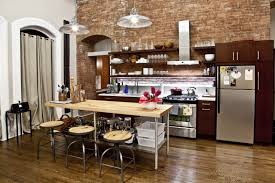 kitchen loft design tags awesome industrial kitchen setup ideas