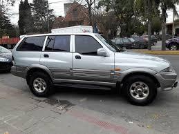 ssangyong musso 1998 602 automotores santiago 165 000 en