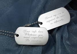 engraved dog tags for men dog tags personalized engraved sterling silver dog tags engraved