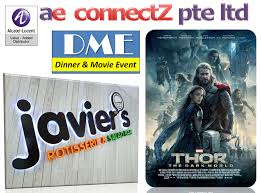 movies and mingle night ae connectz