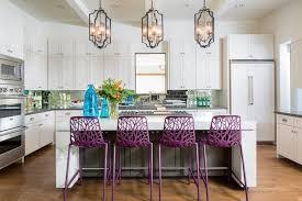 purple kitchen design 50 inspiring purple theme colour for kitchen decohoms