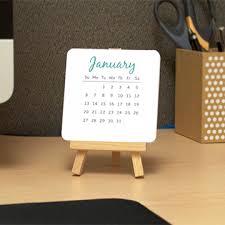 Small Desk Calendar 2015 Blog Calendar Club