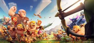 coc halloween costumes clash of clans hd wallpapers clash of clans land