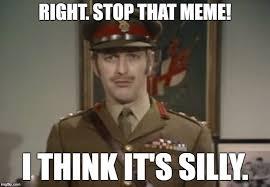 Monty Python Meme - monty python colonel imgflip