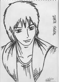 anime sketch of teppei koike by aylarox on deviantart