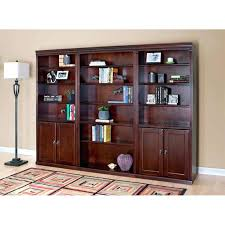 Cherry Wood Bookcase With Doors Cherry Wood Bookcase The Curved Bookcases Cherry Wood Shelves Uk