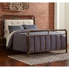 Slipcovers For Headboards by Awesome Black Iron Queen Headboard 78 About Remodel Diy Headboard