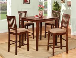 Dining Room Set With Matching Bar Stools Dining Room Set With - Dining table sets with matching bar stools