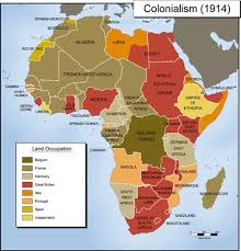 Africa Religion Map by Map Colonial Africa 1914 Maps Pinterest Colonial Africa