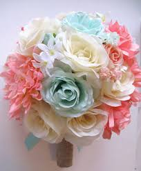 mint flowers coral mint roses and dreams