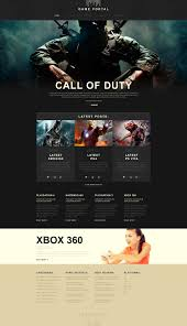 game portal muse template 53037