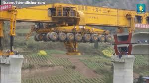 this the bridge girder machine youtube