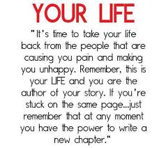 quotes about your life quotes about chapter of life 74 quotes