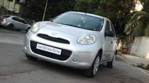 nissan micra xv diesel 2012 buy used 2010 nissan micra for sale in mumbai youtube