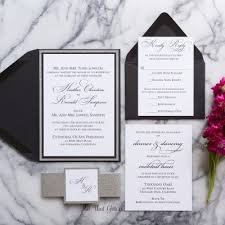 fancy wedding invitations wedding invitations find your style all that glitters invitations