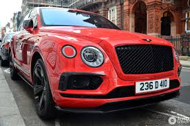 bentley bentayga 2016 bentley bentayga 17 december 2016 autogespot