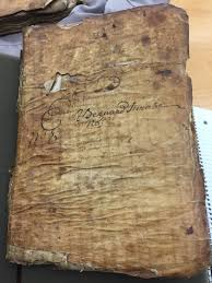 how to write a personal reflection paper student work library news hub student work on the notarial registry of bernard de la turade