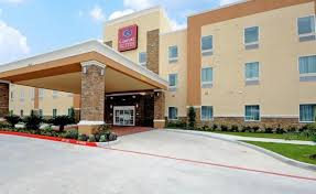 Comfort Suites Marshall Texas Comfort Suites At Katy Mills Katy