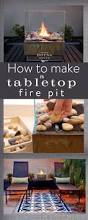 How To Make A Table Fire Pit - how to make a backyard fire pit for cheap the art of doing stuff