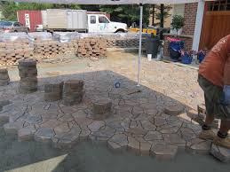 Sub Base For Patio by Bluestone Gregs Landscaping