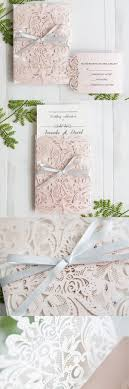 navy and blush wedding invitations best 25 blush wedding invitations ideas on laser cut