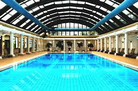 Indoor Pools Indoor Multi Tier Pool With Indoor Water Slides At The Park Vista