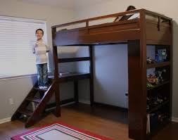 opinion bedroom 13 outstanding loft bed with queen size for adults