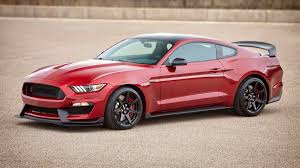 Pink And Black Mustang 2017 Ford Gt350 Mustang Track Pack Now Standard Equipment Autoweek