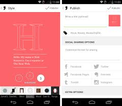 notegraphy the instagram for typography app arrives on android