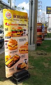 cuisine burger burger king สาขาแรกของฝ งธน ท the bright พระราม2
