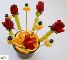 fruit flower bouquets best 25 fruit flowers ideas on fruit arrangements