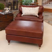 Wingback Chairs Leather Accessories Overstuffed Chair Cover For Astonishing Leather