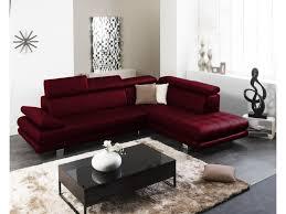 canape angle pas cher design canapé d angle personnalisable en cuir italien effleurement