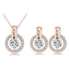 saudi arabia gold earrings earring studs 18k gold plated earrings necklace