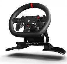xbox one racing wheel mad catz feedback racing wheel for xbox one