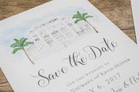 unique save the date cards custom watercolor save the date cards a p designs invitations