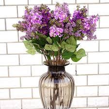 artificial flowers bouquet handmade wedding home decoration silk