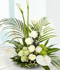 White Flower Arrangements Always And Forever White Flower Arrangement Delivered