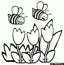 get this online printable spring coloring pages rczoz