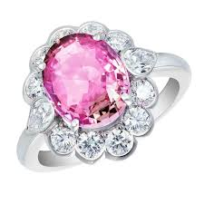 all sapphire rings images We reveal princess eugenie 39 s padparadscha sapphire ring the jpg