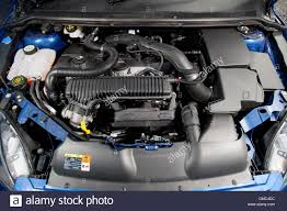 high performance ford focus ford focus rs mk2 engine bay high performance hatch car stock