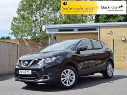 nissan qashqai visia finance used nissan qashqai 1 2 for sale motors co uk